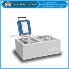 ISO 105-X11 Fabric Scorch and Sublmation Fastness Tester