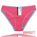 2015 New dotted bikini pants cotton Damenunterhosen short brief sexy women underwear stretch lady panties hot lingerie