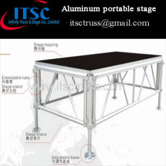 4x8ft ALumimum Stages for Events