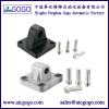 Single earring mounting bracket festo type pneumatic cylinder kits