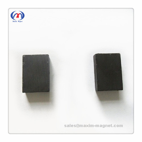 Ceramic/Ferrite magnet small block