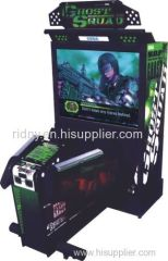 Ghost Squad Gun Shooting Game Machines