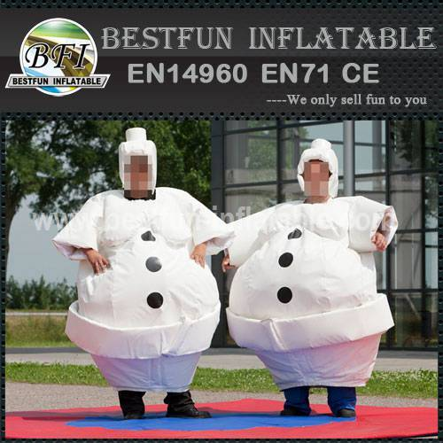 Adult sumo wrestling suits