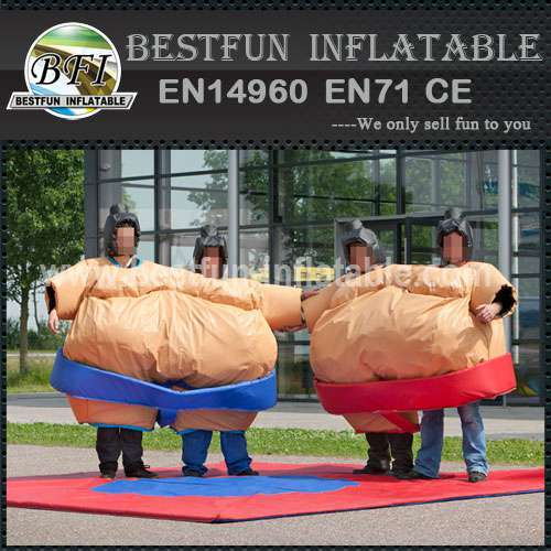 Big foam padded sumo suits