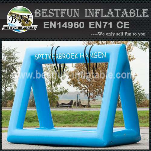 High quality inflatable interactive game