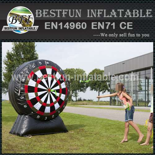 DIY interactive inflatable games