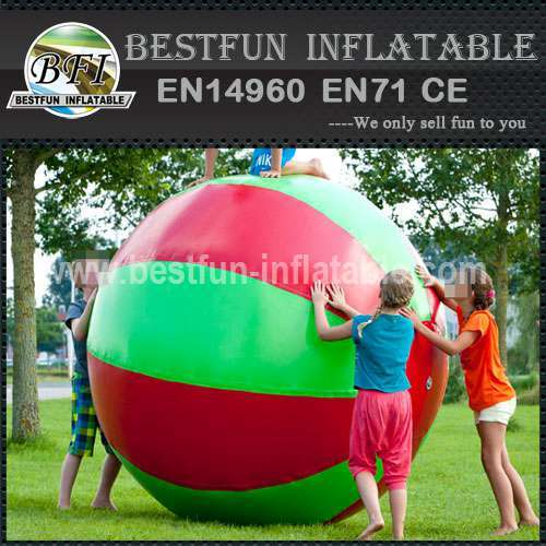 Funny inflatable interactive games