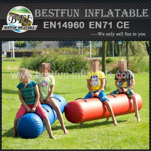 Inflatable interactive game for kids