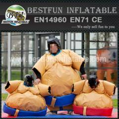 Adult sumo suits for playing