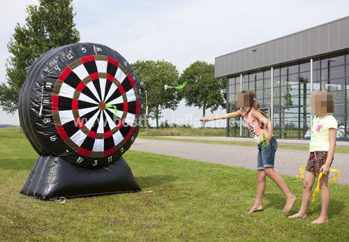 Hot Inflatable dart game