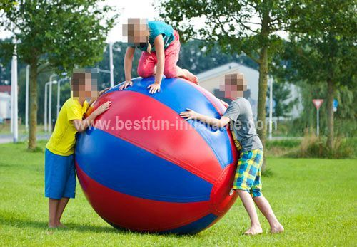 Inflatable game Big Balls (airtight)
