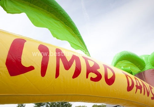 Inflatable game Limbo fun