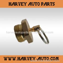 9343000030 Truck Parts Brass Drain Valve