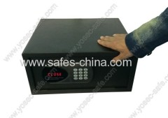 Electronic Steel commercial Safe Box for Hotel & Home Use HT-20EOS