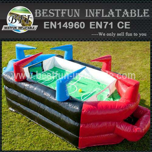 Inflatable interactive games for kids