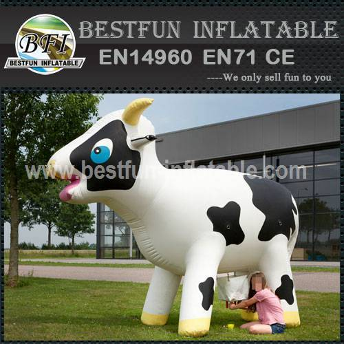 Inflatable interactive funny games