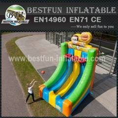 Inflatable interactive games outdoor