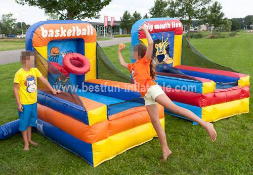 4 Games Kermesse Inflatable