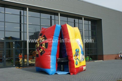 Kermesse inflatable cube games