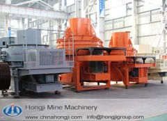 Energy-saving sand making machine