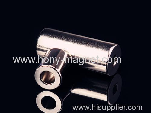 Permanent sintered nickel neodymium magnets