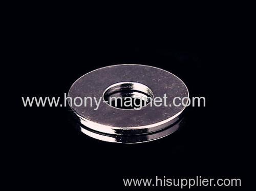 Neodymium magnets for water meter