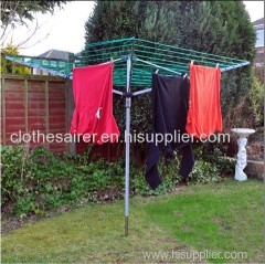 rotary clothesline umbrella rotary clothesline outdoor rotary clothesline