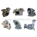Stainless Steel Casting for Tractor Parts