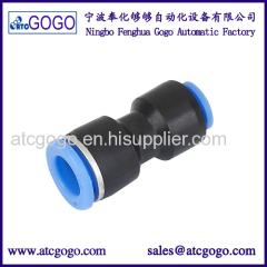 PU-8 8mm hose fitting for jam filling machine