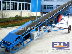 Strong Capacity Conveyor Belt