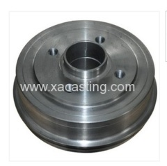Metal Parts Precision Casting for Machining Parts