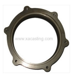 Stainless Steel Aluminium Casting Iron Bearing Cover NC Lathe Machined Metal Parts