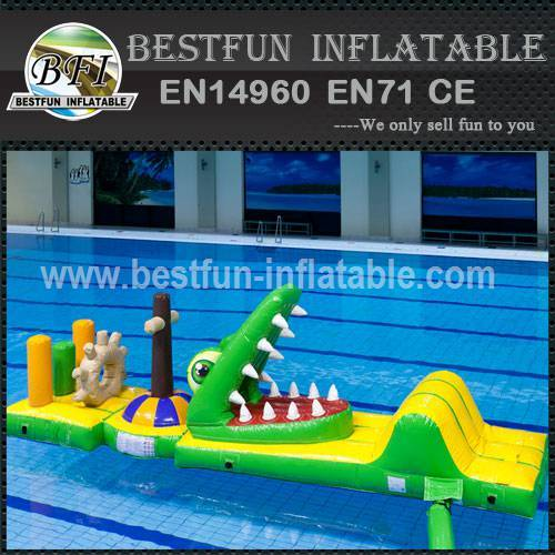 Home inflatable water park