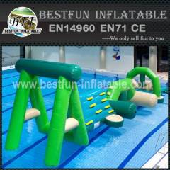 Children inflatable water park
