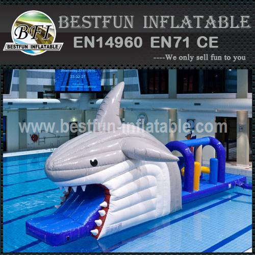 Inflatable water park toy