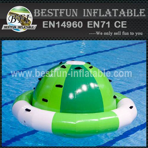 Fun inflatable water park toys