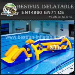 Inflatable certification water park