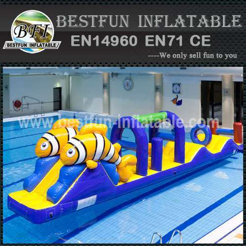 Huge fibit sport inflatable water parks