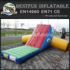 Hire inflatable water park