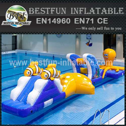China Inflatable water sport game