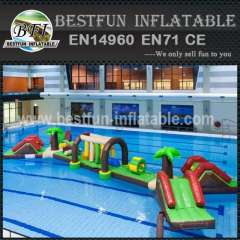 Inflatable water parks for kids