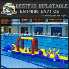 Coolest inflatable water park