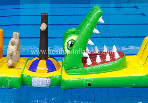 Aquatic inflatable route Sale