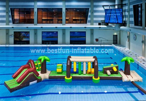 Cheap price inflatable water slide games