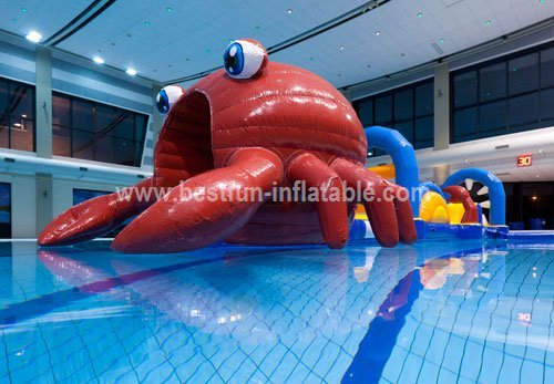 China giant inflatable water park games