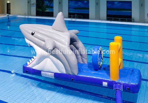 Discount inflatable water park toys