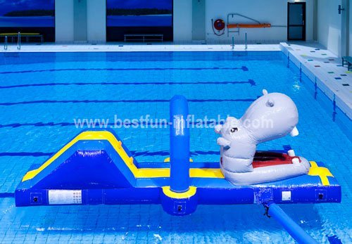 Funny inflatable floating water toys
