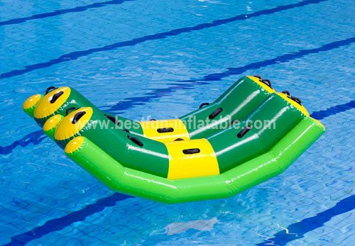 Funny inflatable water park equipment