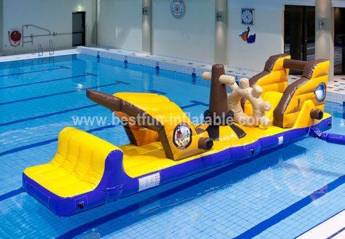 Garden inflatable water park