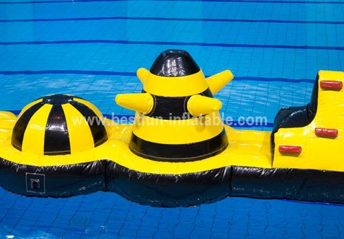High quality china inflatable water park